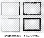 vector frames. rectangles for... | Shutterstock .eps vector #546704953