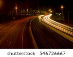 freeway to perth wider angle | Shutterstock . vector #546726667