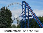 Ride At High Altitude In The...