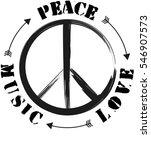 peace   Shutterstock .eps vector #546907573