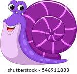 cute snail   Shutterstock .eps vector #546911833