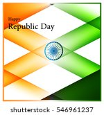 illustration of happy republic... | Shutterstock .eps vector #546961237