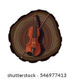 a hand drawn vector... | Shutterstock .eps vector #546977413