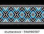 geometric ethnic pattern...   Shutterstock .eps vector #546980587