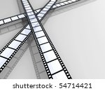 film strips | Shutterstock . vector #54714421