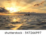 fisherman of  thailand | Shutterstock . vector #547266997