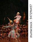 khon performances | Shutterstock . vector #547296457