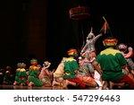 khon performances | Shutterstock . vector #547296463