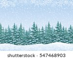 christmas holiday seamless... | Shutterstock . vector #547468903