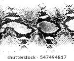 distressed overlay texture of... | Shutterstock .eps vector #547494817