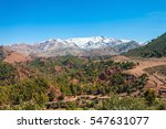 high atlas  also called the...   Shutterstock . vector #547631077