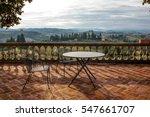 villa in tuscany | Shutterstock . vector #547661707