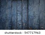 old blue wood.grunge texture.... | Shutterstock . vector #547717963