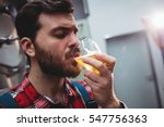 close up of manufacturer... | Shutterstock . vector #547756363