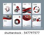 Business Vector. Brochure...
