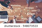 Small photo of Marketing Commercial Advertising Plan Concept