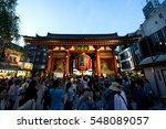 tokyo japan  may 5 2016  ... | Shutterstock . vector #548089057
