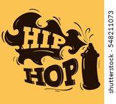 Hip Hop Label Design With A...