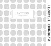 square seamless geometric... | Shutterstock .eps vector #548256457