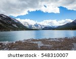 Small photo of Kananaskis country - where Revenant was shot