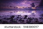 seascape and sky background... | Shutterstock . vector #548380057