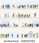 vector illustration of a... | Shutterstock .eps vector #548582983