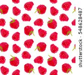 seamless pattern with... | Shutterstock . vector #548628487