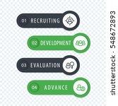staff  hr  employee development ...   Shutterstock .eps vector #548672893