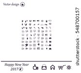 technology icons   Shutterstock .eps vector #548700157