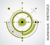 vector engineering... | Shutterstock .eps vector #548701813