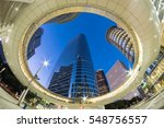 look up view of houston... | Shutterstock . vector #548756557