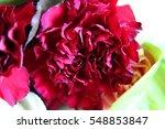 Beautiful Burgundy Red...