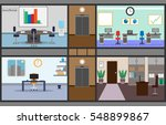 illustration of a set of... | Shutterstock .eps vector #548899867