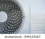 air conditioning compressor... | Shutterstock . vector #549124267