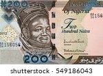 Nigeria 200 Naira  Banknote...