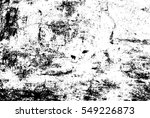 grunge black and white urban... | Shutterstock .eps vector #549226873