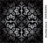 vintage seamless pattern. | Shutterstock .eps vector #54930394