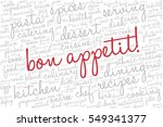 word cloud with words related... | Shutterstock .eps vector #549341377