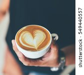 Coffee Latte Art  Espresso In...