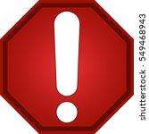 Warning Error Icon
