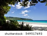 stunning view of radhanagar... | Shutterstock . vector #549517693