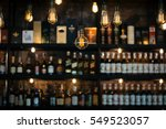 blurred picture of vintage... | Shutterstock . vector #549523057