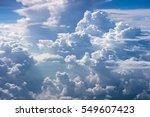 Blue Sky Scatter Spread Cloud...