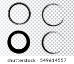 vector frames. circle for image.... | Shutterstock .eps vector #549614557