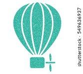 aerostat balloon grainy...   Shutterstock . vector #549636937
