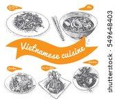 monochrome vector illustration... | Shutterstock .eps vector #549648403
