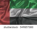 united arab emirates flag | Shutterstock . vector #549857383