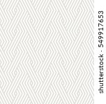 Vector seamless texture. Modern geometric background. Repeated monochrome pattern. Ornament of intersecting stripes.