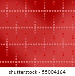 red background with cross lines | Shutterstock . vector #55004164