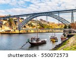 a view of boats transporting... | Shutterstock . vector #550072573